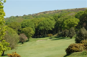 Image of the grounds at Okehampton Golf Club