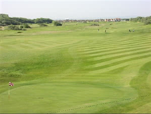 Image of the grounds at Weston-Super-Mare Golf Club