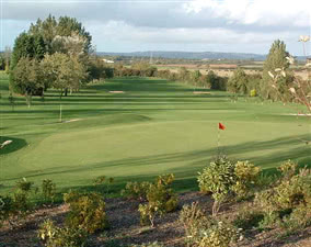 Image of the grounds at Chipping Sodbury Golf Club