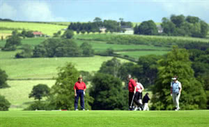Image of the grounds at Kilnwick Percy Golf Club