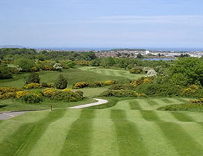 Image of the grounds at Clandeboye Golf Club