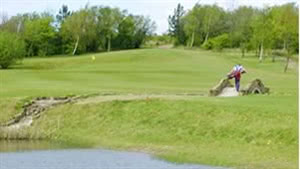 Image of the grounds at Rother Valley Golf Centre