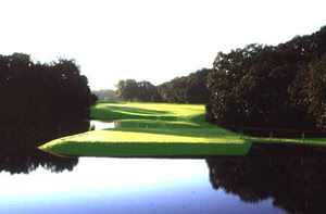 Image of the grounds at Mountain Lake Golf Club
