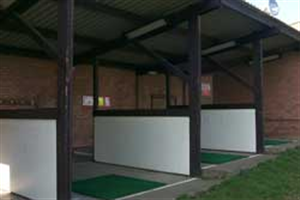 Image of the grounds at Mowsbury Golf & Squash Complex