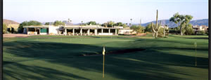 Image of the grounds at Desert Forest Golf Club