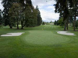 Image of the grounds at Eugene Country Club