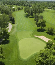 Image of the grounds at Cherry Hills Country Club