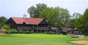 Image of the grounds at Hainault Golf Club