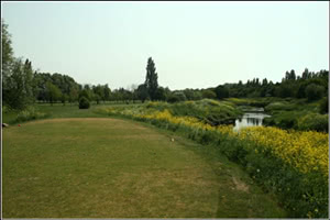 Image of the grounds at Ilford Golf Club