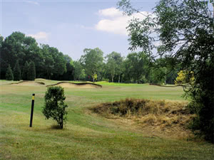 Image of the grounds at Romford Golf Club