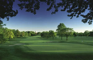 Image of the grounds at Olympia Fields Country Club