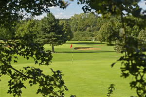 Image of the grounds at Stevenage Golf and Conference Centre