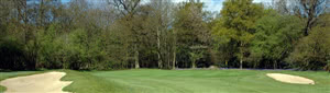 Image of the grounds at West Herts Golf Club