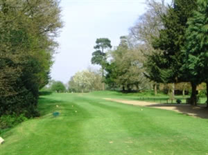 Image of the grounds at Bush Hill Park Golf Club