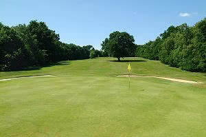 Image of the grounds at Enfield Golf Club