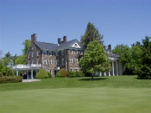 Image of the grounds at Roaring Gap Golf Club