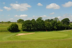 Image of the grounds at Halesworth Golf Club