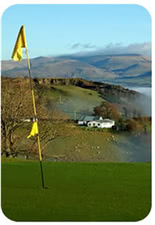 Image of the grounds at Cockermouth Golf Club
