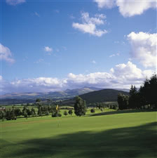 Image of the grounds at Cradoc Golf Club