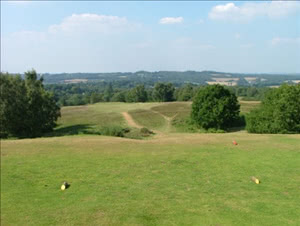 Image of the grounds at Royal Ashdown Forest Golf Club