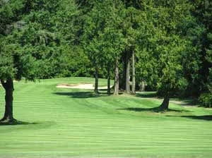 Image of the grounds at Shaughnessy Golf & Country Clb