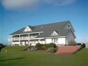 Image of the grounds at Knott End Golf Club