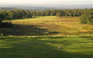 Image of the grounds at Crowborough Beacon Golf Club