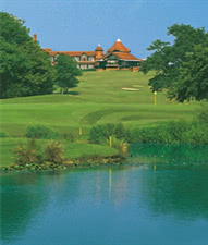 Image of the grounds at East Sussex National Golf Resort