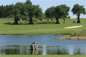 Image of the grounds at Benamor Golf Club