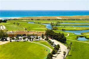 Image of the grounds at Salgados Golf Club