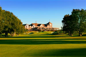 Image of the grounds at The Royal Sydney Golf Club