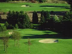 Image of the grounds at Houlgate Golf Club