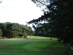 Image of the grounds at Golf de Brest Iroise