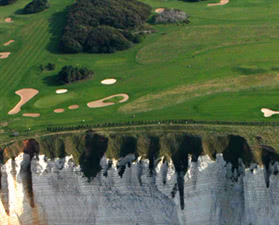 Image of the grounds at Golf D'Etretat