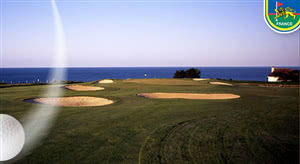 Image of the grounds at Omaha Beach Golf Club
