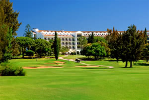Image of the grounds at Penina Hotel & Golf Resort