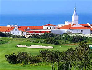 Image of the grounds at Praia del Rey Golf Resort