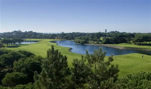 Image of the grounds at Quinta da Marinha Golf Resort