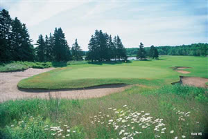 Image of the grounds at Highlands Links Golf Club