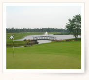 Image of the grounds at Fox Harb'r Golf Resort