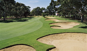 Image of the grounds at Royal Fremantle Golf Club