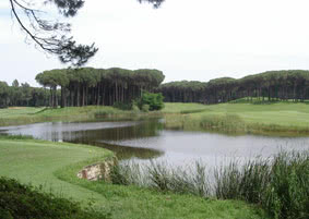 Image of the grounds at Emporda Golf Resort