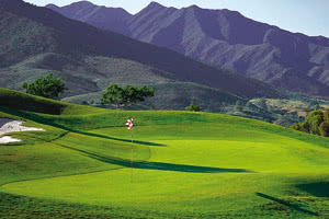 Image of the grounds at La Cala Golf Resort