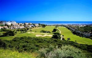 Image of the grounds at La Duquesa Golf Club