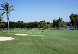 Image of the grounds at Real Club de Golf Sotogrande