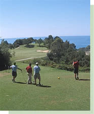 Image of the grounds at Torrequebrada Golf Club