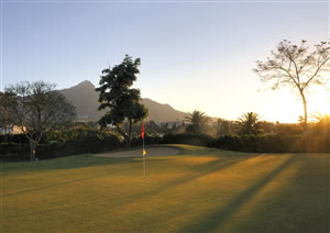 Image of the grounds at Los Naranjos Golf Club