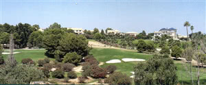 Image of the grounds at Golf Villamartin