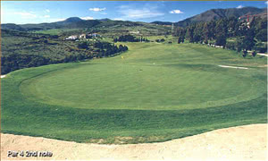 Image of the grounds at Estepona Golf Club