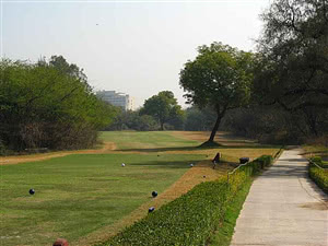 Image of the grounds at Delhi Golf Club